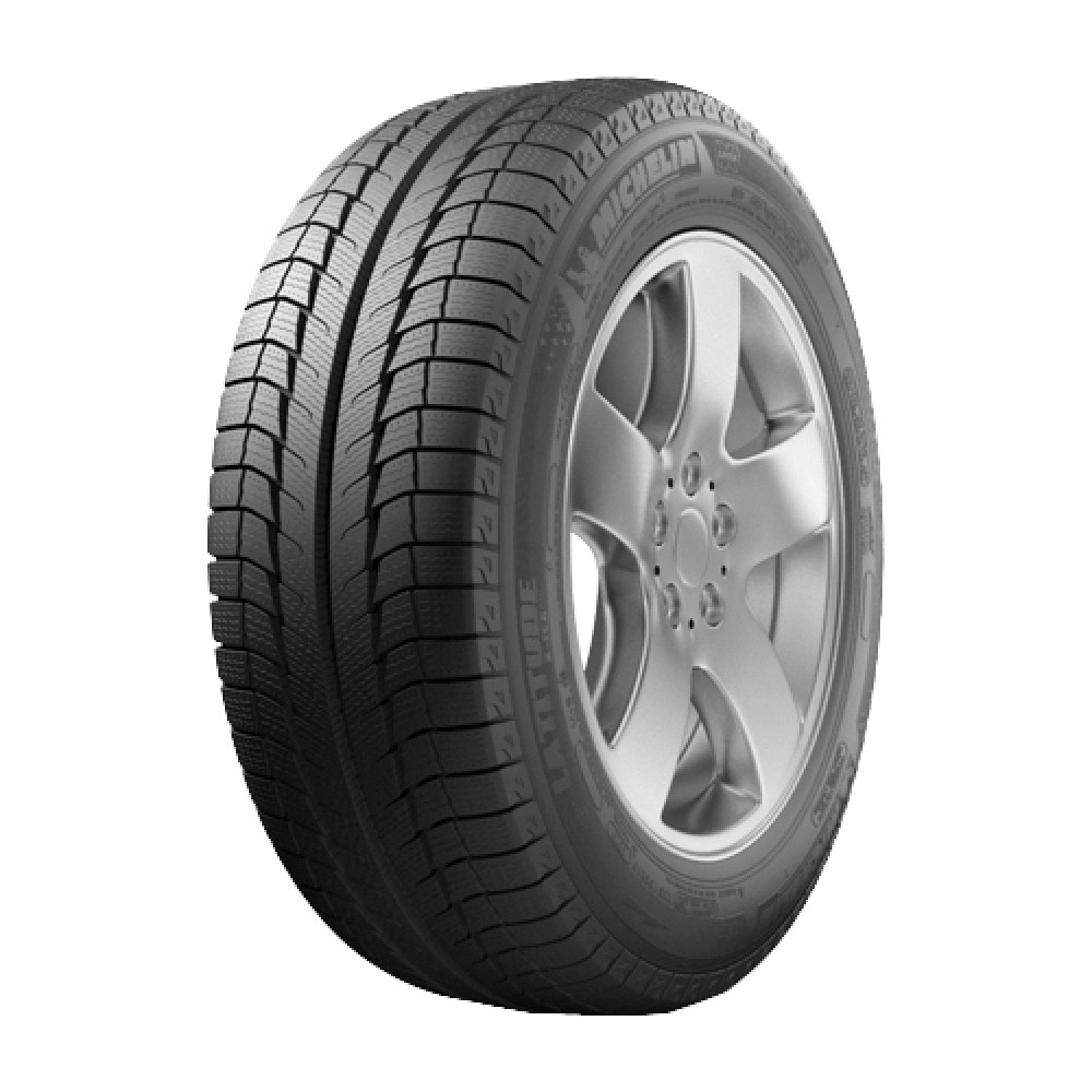Автомобильная шина MICHELIN Latitude X-Ice 2 255/50 R19 107H RunFlat зимняя
