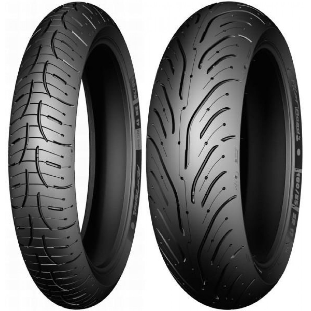 Мотошина MICHELIN Pilot Road 4 Trail 120/70 R19 60V летняя