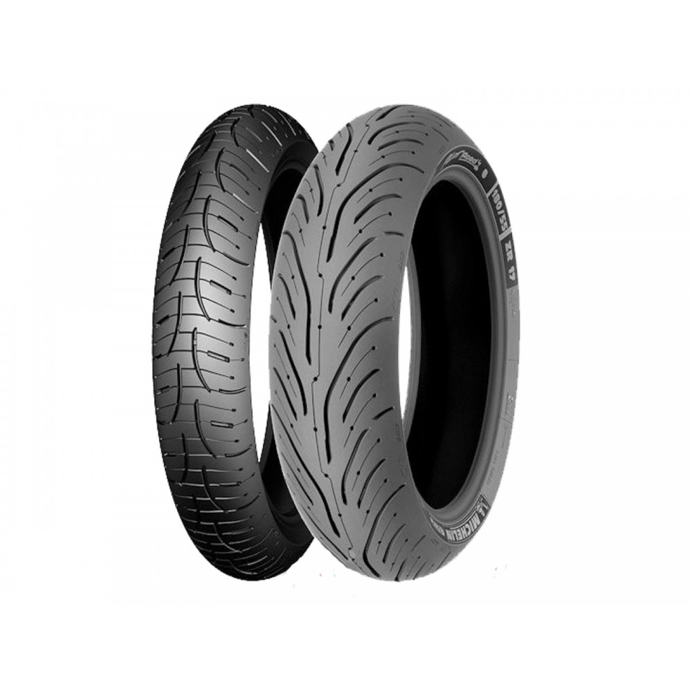Мотошина MICHELIN Pilot Road 4 120/70 R17 58W летняя