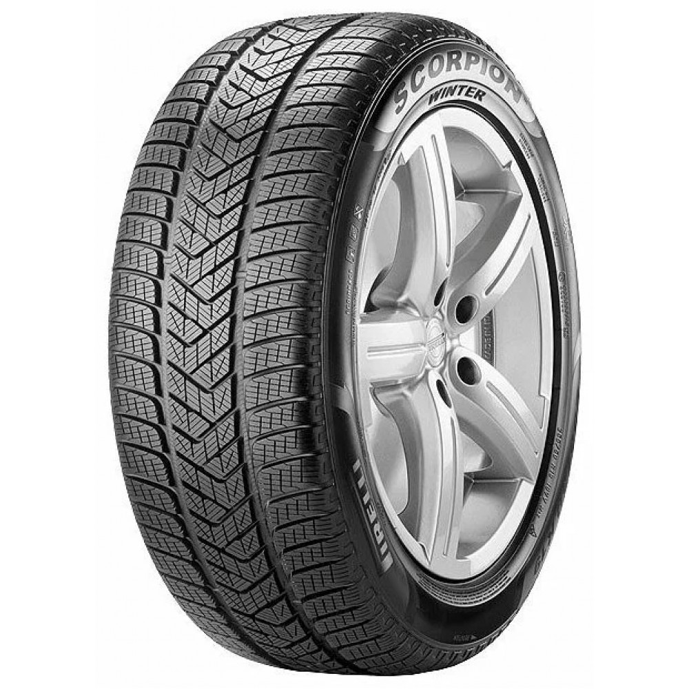 Автомобильная шина Pirelli Scorpion Winter 265/50 R19 110H RunFlat зимняя