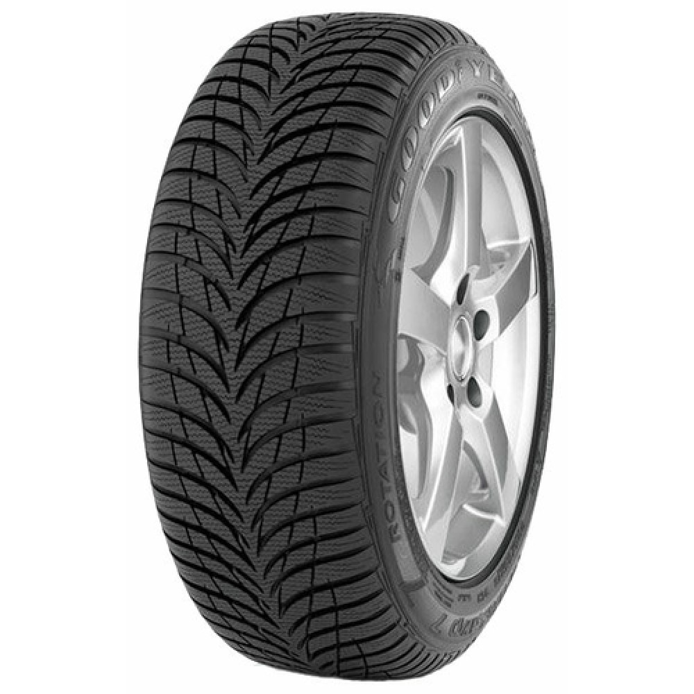 Автомобильная шина GOODYEAR Ultra Grip 7 plus 195/55 R16 87H RunFlat зимняя
