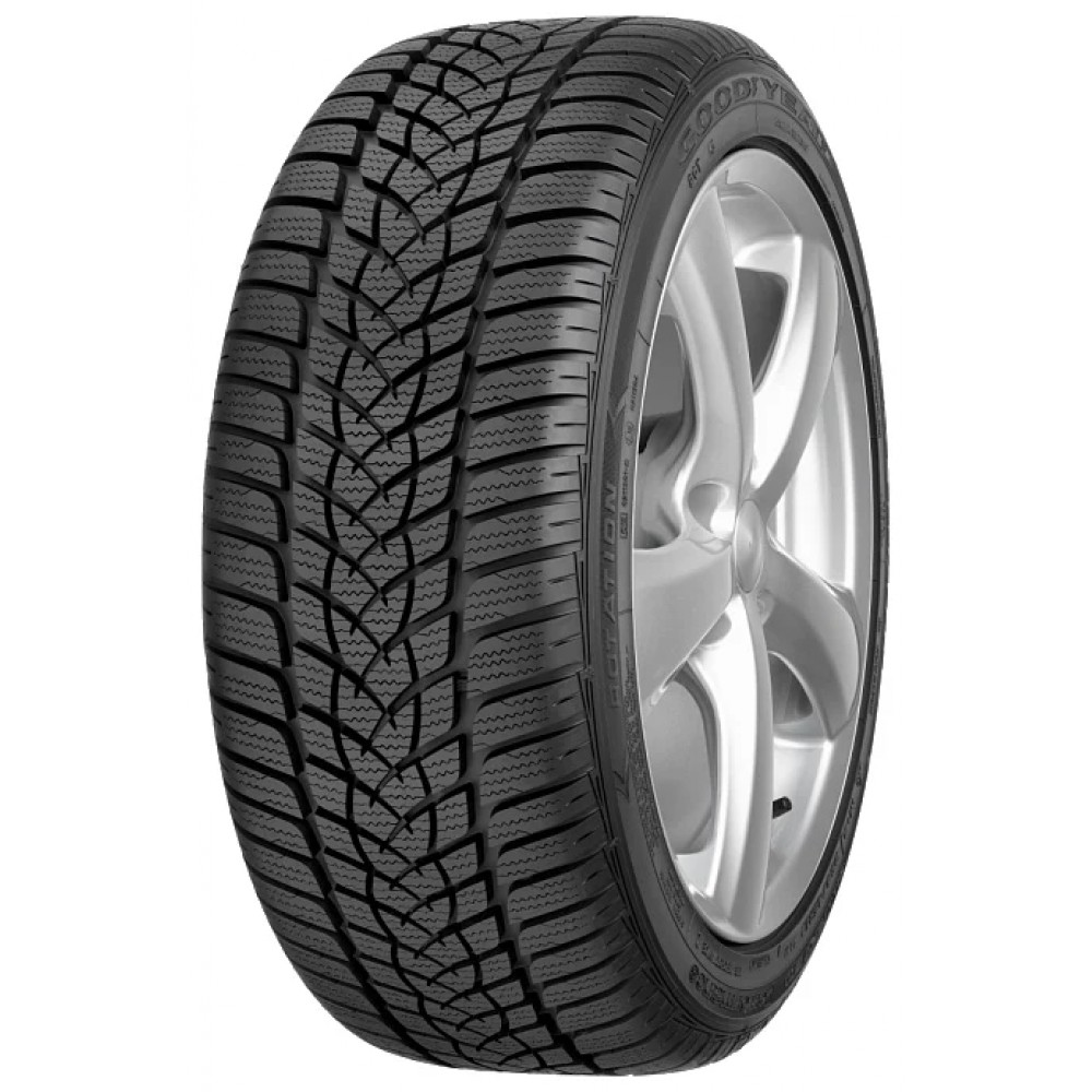 Автомобильная шина GOODYEAR Ultra Grip Performance 2 205/55 R16 91H RunFlat зимняя
