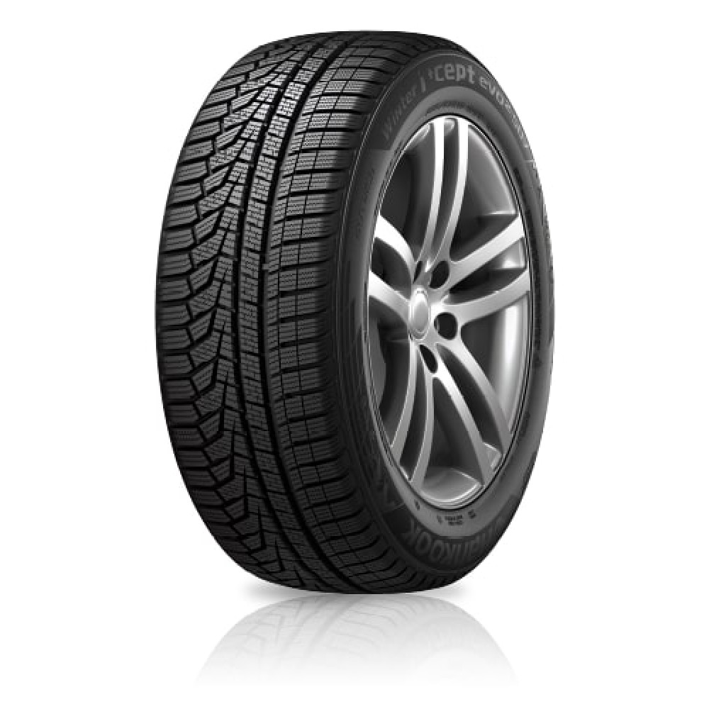 Автомобильная шина Hankook Tire Winter I*Cept Evo 2 245/50 R18 100H RunFlat зимняя